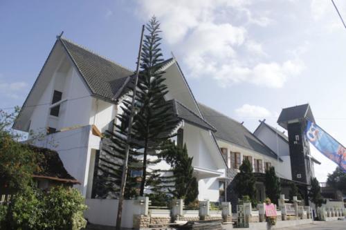 Gedung GKJ Wonosari